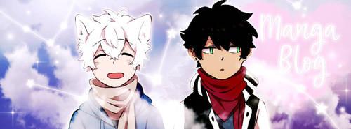 Banner Manga Blog by hitomimizukii