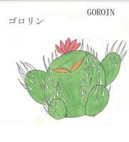 G Reborn GOROIN by KingShisa08