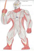 G Reborn ULTRAMAN MEBIUS by KingShisa08