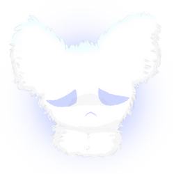 The saddest snowball by rosythefoxluv