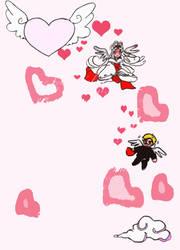 Funny Valentine stationery by gentlemenfromvenus