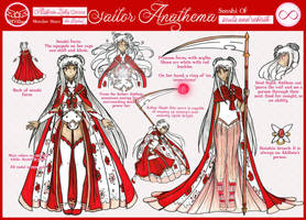 SMV - Sailor Anathema by dedizenoflight