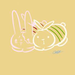 Request-Bunnies...yeah bunnies by YukiNagato998