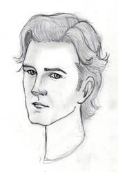 Richard Speight Jr. sketch by crzydemona