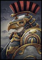 Eagle of the Ninth by RaffaelePicca