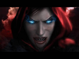 Crimson Vampire by RaffaelePicca
