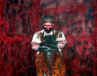The Butcher by gwarmor13