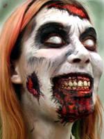 Posessed Zombie by gwarmor13