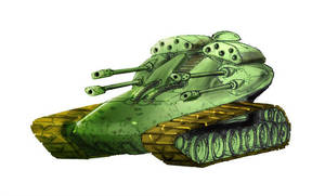 tank prototype by Unilateral