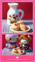 Kitty Cakes by kalos-eidos-skopein