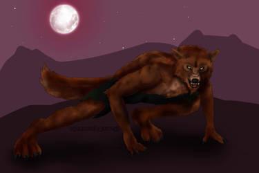 Jacob Seed Werewolf v1 by Scalesxofxjustice