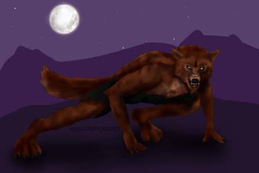 Jacob Seed Werewolf v2 by Scalesxofxjustice