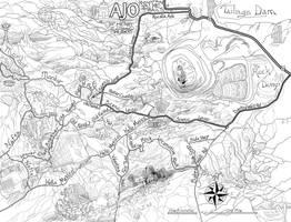 Ajo Mountain Bike Trails by Hop41