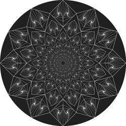 Odonodo's spiral of squares by Hop41