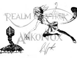 Commission: Myste Syren Full by Ankonox