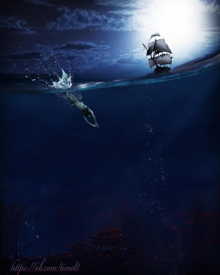 Mermaid by Liz686