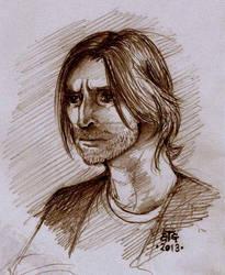 Rush Sketch 3 by easytheregenius