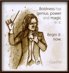 Boldness by easytheregenius