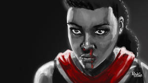 Jazz singer v2 - Domestic violence by RedGeOrb