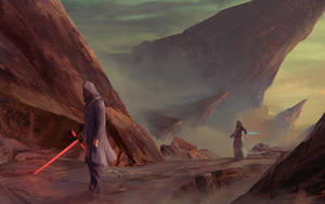 The Force Awakens by Thuberchs