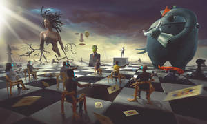 Surreal VR project by Thuberchs