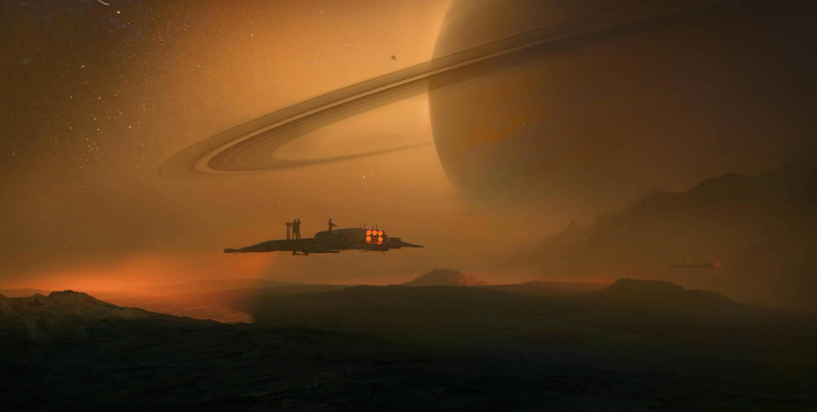 Titan by Thuberchs