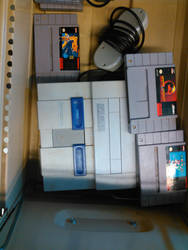 My New SNES by KingSexyStudKitty
