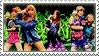 Stamp: 4minute - What's Your Name? by AzusaKazuko