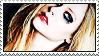 Stamp: Avril Lavigne - HTNGU by AzusaKazuko