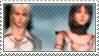Stamp: Firion + Maria by AzusaKazuko