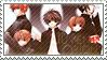 Stamp: Juvenile Orion by AzusaKazuko