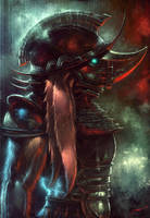 Bangaa Gladiator by ArtofStreet