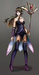 Fantasy Earth Zero:Sourcerer by MrMelancholy