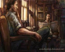 Daydream by MrMelancholy
