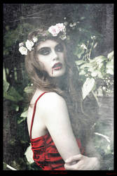 Scarlet Bride by Vampyre333