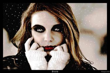 Snow by Vampyre333
