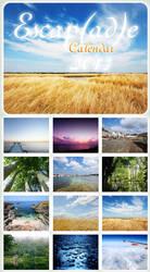 calendar 2013 - Escap.ad.e - I by bosniak