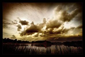 Lake of Darkness by bosniak