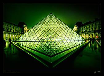 Sims in Paris by bosniak