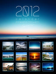 calendar 2012 : Waterscapes by bosniak