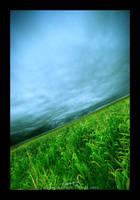 under a storm clouds race by bosniak