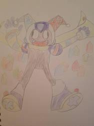 Marxman by Megamanfan000