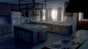 the kitchen by AdamRichards