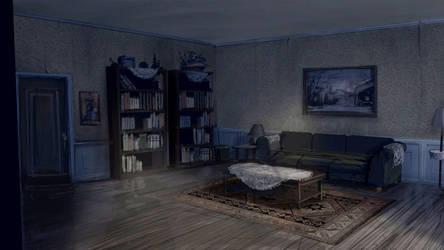 Living room by AdamRichards