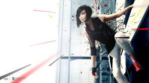 Mirror's Edge 2 wallpaper HD by Mrbarclonista