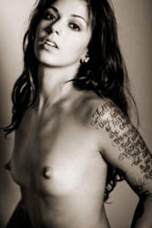 Kayla II by PerryGallagher