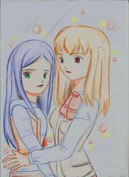 Shizuru and Natsuki by coldsun666