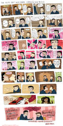 Glee- Kliss Parody by annit-the-conqueror