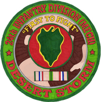 24th Infantry Division US Army by B-Richards