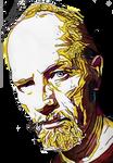 Self portrait by B-Richards